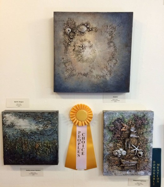 People's Choice Art Award winning work by Betsy Lewis
