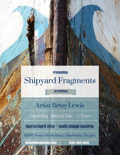 Shipyard fragments